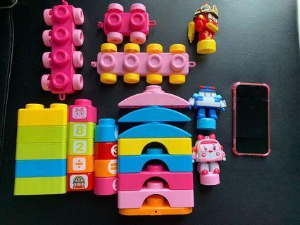 🚚 POLI building blocks