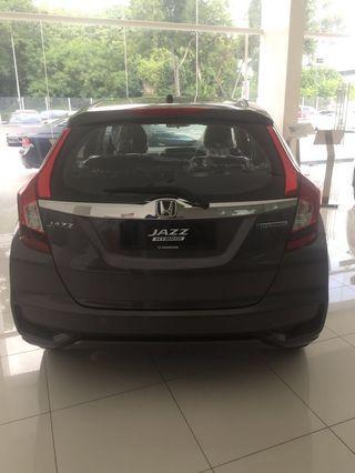 Honda Jazz i-VTEC (S,E,V & Hybrid)