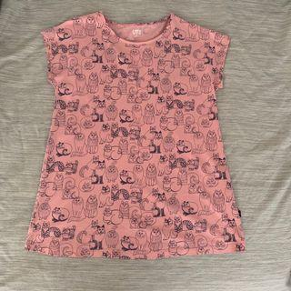 Uniqlo Lisa Larson cat tee (suitable for XS/S)