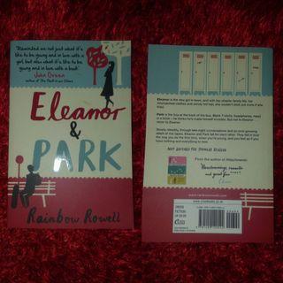 Eleanor and Park - Rainbow Rowell (Paperback)