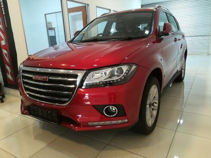 Haval H2 8 Years Warranty Raya Promotion