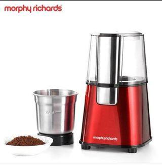 MORPHY RICHARDS 210251 MULTI GRINDER- RED