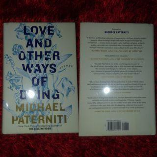 Love and Other Ways of Dying: Essays Book by Michael Paterniti (BN)