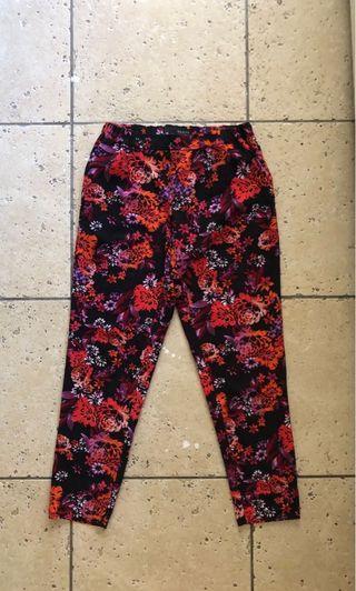 Guess Floral Boho pants