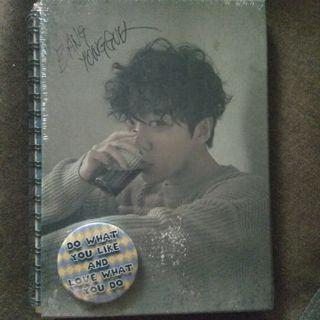 BANGYONGGUK 1st Full Solo Album LIMITED VERSION [READYSTOCK]
