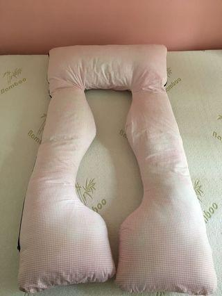 Pregnancy Pillow - Pink