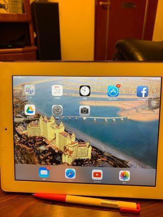 Apple iPad2 白 16GB WiFi.全配。功能狀況佳