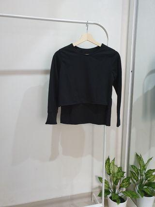 FOR FREE! KODE AA (black top)