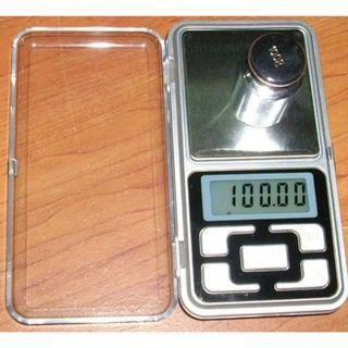 Penimbang emas Digital Pocket Scale
