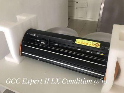Plotter Vinyl Cutter - GCC Expert II LX