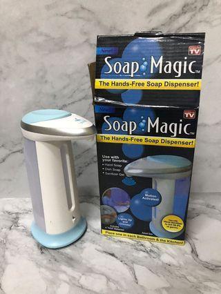 自動洗手液