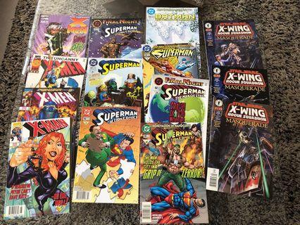 Bundle of comics