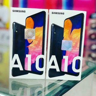 Jual Handpone Samsung Galaxy A10