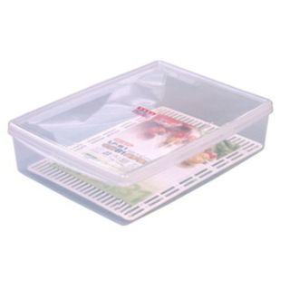 聯府 KEYWAY 名廚B1長型保鮮盒6入 LFB1 食物盒/保鮮盒/密封盒