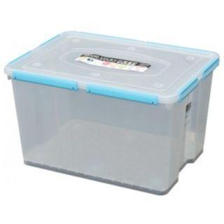 聯府 KEYWAY 好運密封整理箱 KT850*6入 3色 收納箱/置物箱/整理櫃