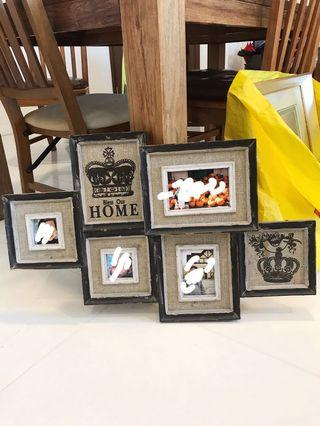 🚚 Collage photo frame