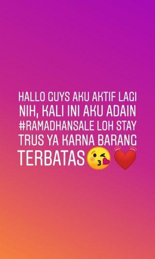 #RamadhanSale