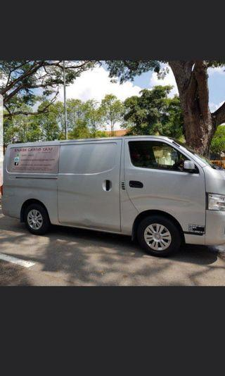 Van Transport Service from $30.00 (With And Without Manpower) (To Anywhere In SG and Airport)