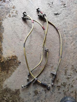 Civic FD2 Steel Brake Hose