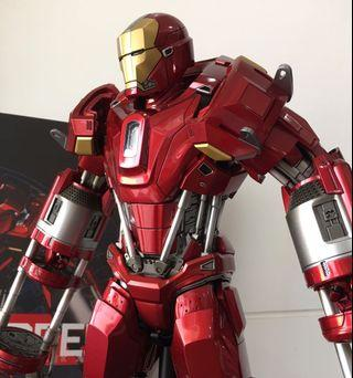 Hot Toys - PPS002 - Iron Man 3: Power Pose Red Snapper