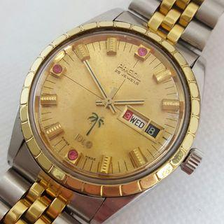 Pagol Day-Date Two-tone 1000 Steel Watch