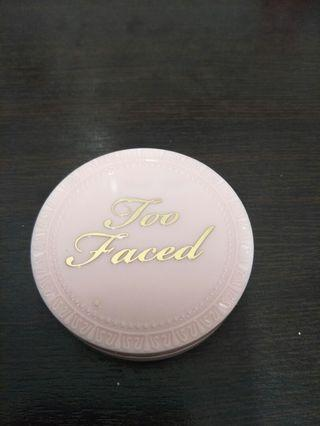 🆓📦Too Faced authentic empty powder casing