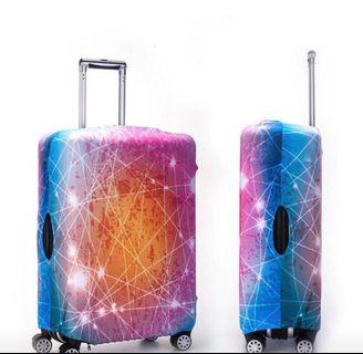 Free 🚚: Thickened Luggage Cover 24/28 Inch High Elastic Travel Suitcase Spandex Protective Cover