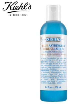 Kiehl's Blue Astringent Herbal Lotion/Toner 100% Authentic
