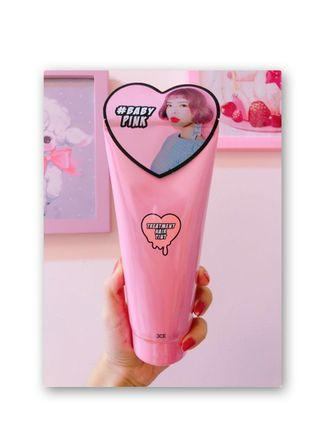 🚚 3CE 染髮霜200ml大包裝 Treatment Hair Tint