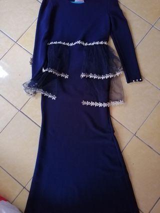 Dress Baju Raya