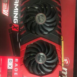 Msi Rx580 8gb Gaming X