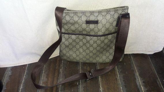 Sling Bag Original Gucci GG Bag