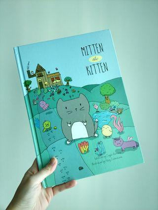 🌟16年出版🌟 Mitten the Kitten  ( hardback )