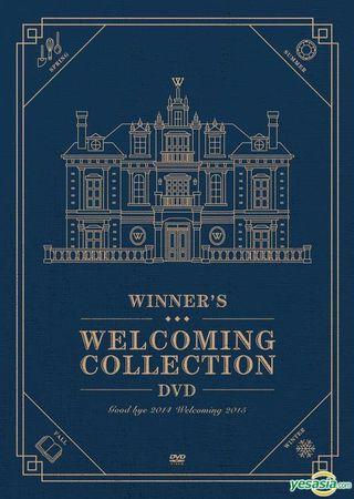 🚚 Winner Welcoming Collection 2015