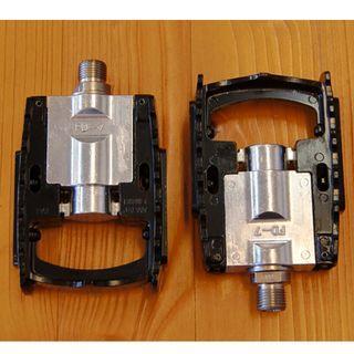 MKS FD7 Folding Pedals