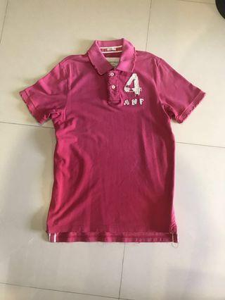 Abercrombie & Fitch Polo T Shirt