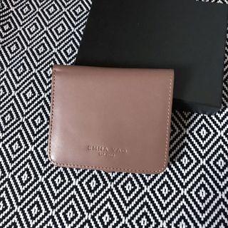 真皮小銀包 錢包 牛皮 wallet cardholders leather bag card 八達通套 卡套