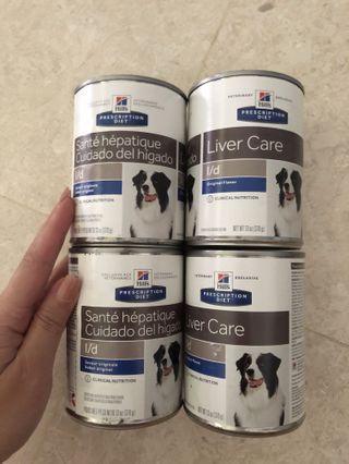 Hills Prescription Diet Liver Care