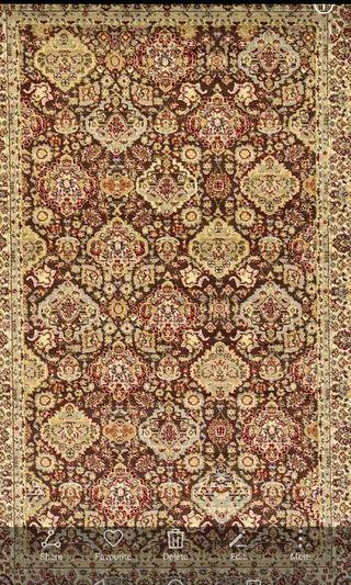 Brand new Persian Carpet 155cm-255cm