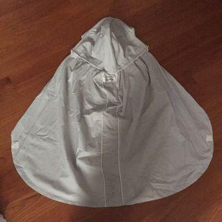 🚚 Baby Bjorn Carrier Rain Cover Coat ( Light Grey Kid Kids Child Children Toddler Infant )