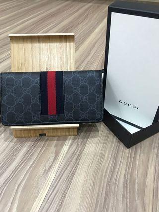 🚚 Gucci經典長夾 全新正品
