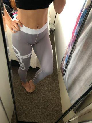 Amin leggings grey