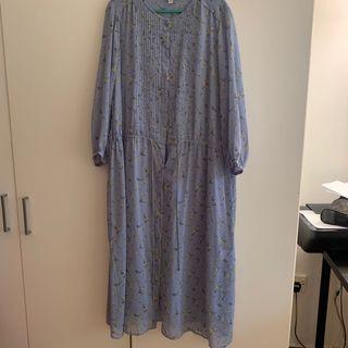 Uniqlo Ankle length dress