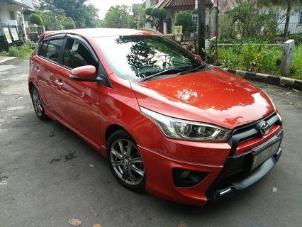 Toyota Yaris TRD matic thn 2014