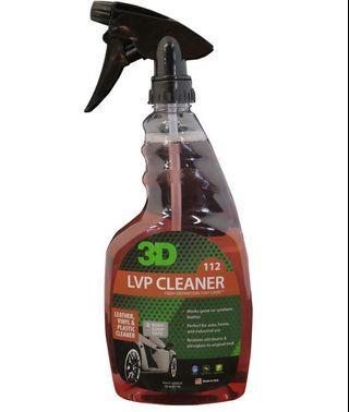 3D LVP Cleaner 皮革清潔液. 700ml