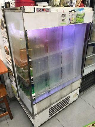 Open Chiller (cold drinks)