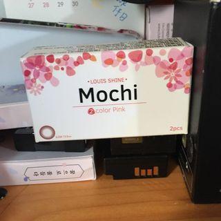Lens me Mochi pink