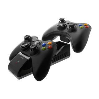 xbox batery nyko with base stand charger murah offer