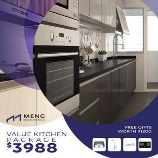 Value Kitchen Package (ALL-IN-ONE)
