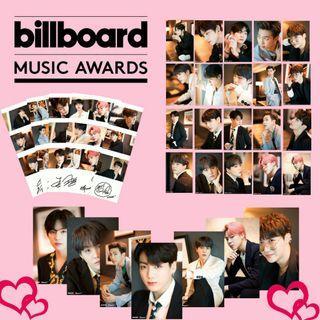 Photocard photostrip Special Billboard Edition